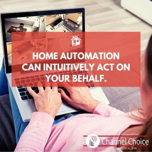Home Automation when away from home