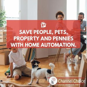Save money with home automation
