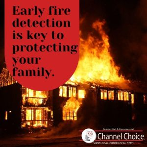 fire detection protects your family