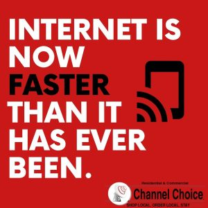fastest internet