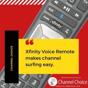 Xfinity Voice Remote