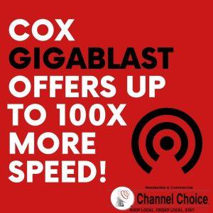 cox gigablast speed