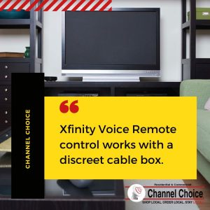 Xfinity cable for home