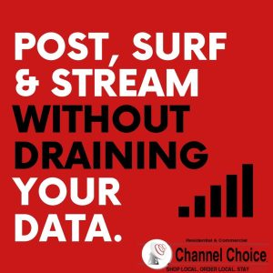 cox and cell phone data