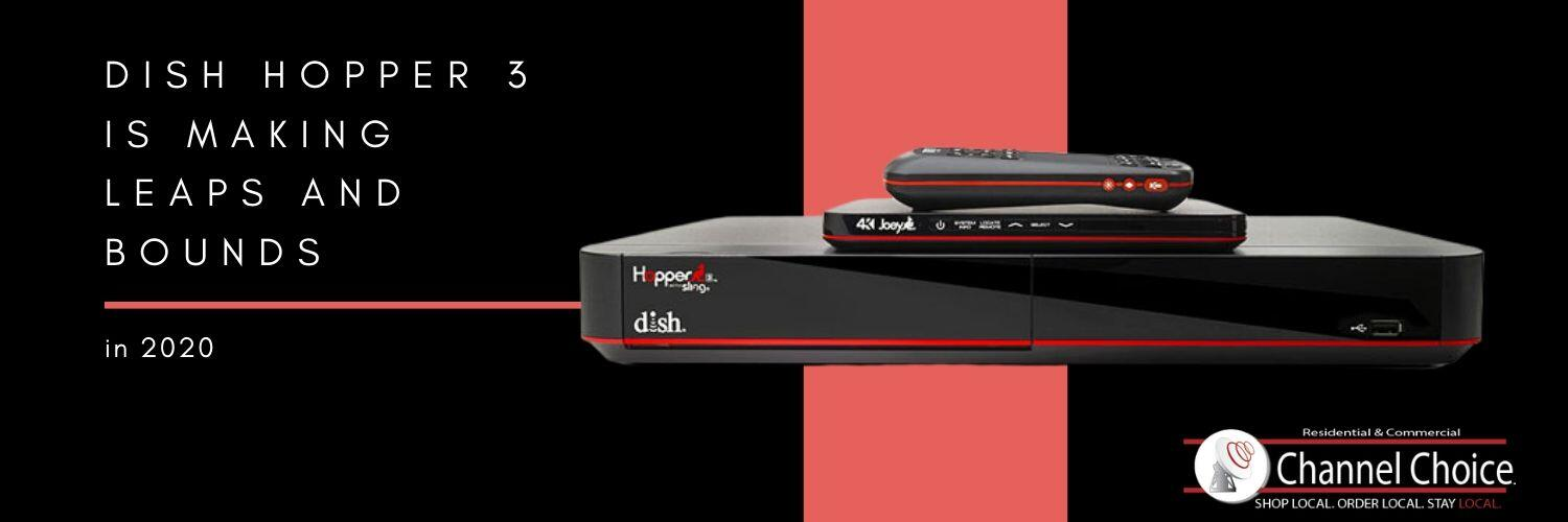 DISH Hopper 3 is Making Leaps and Bounds in 2020 Twitter Header