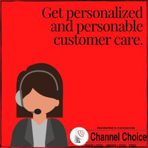 Channel Choice gives personalized cable and internet packages