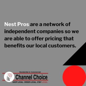 Channel Choice is a Tucson Nest Pro