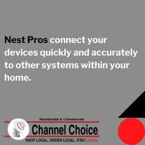 Nest Pro installation Tucson