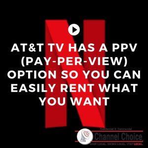 DIrecTV PPV channels