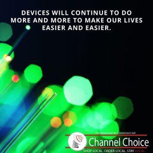 devices and gigabit speeds