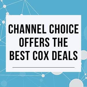 cox tucson deals