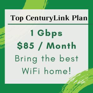 top centurylink internet plan