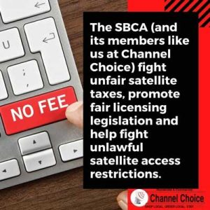 sbca member benefits satellite television