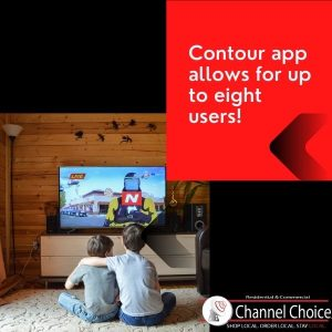 cox contour allows eight users