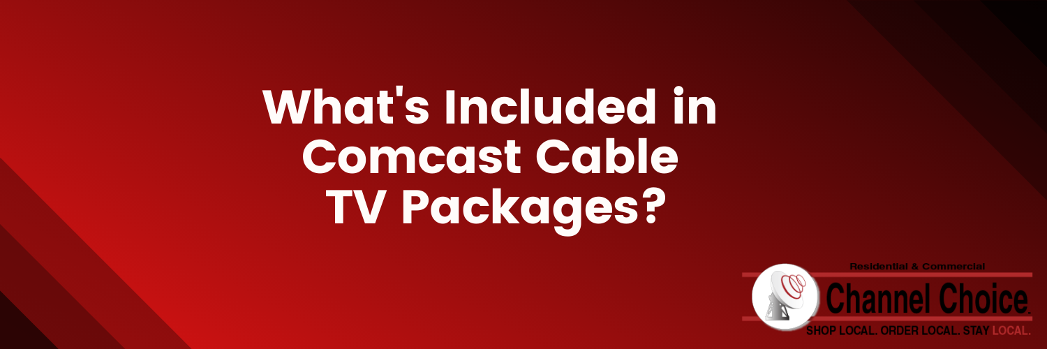 comcast cable tv packages